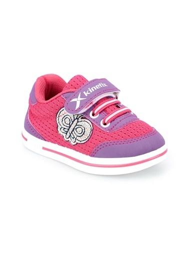 Kinetix Sneakers Fuşya